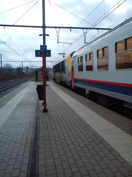 Station van Angleur