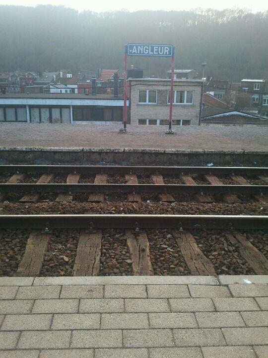 Gare d'Angleur