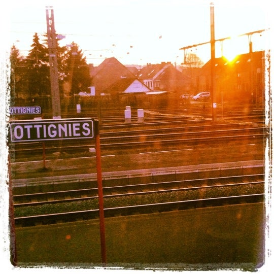 Station van Ottignies