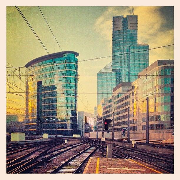 Gare de Bruxelles-Nord