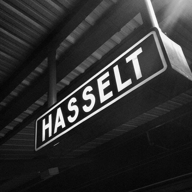 Station van Hasselt