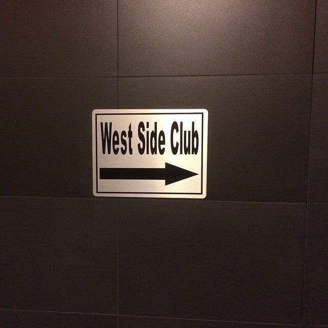 from Anakin westside club new york gay