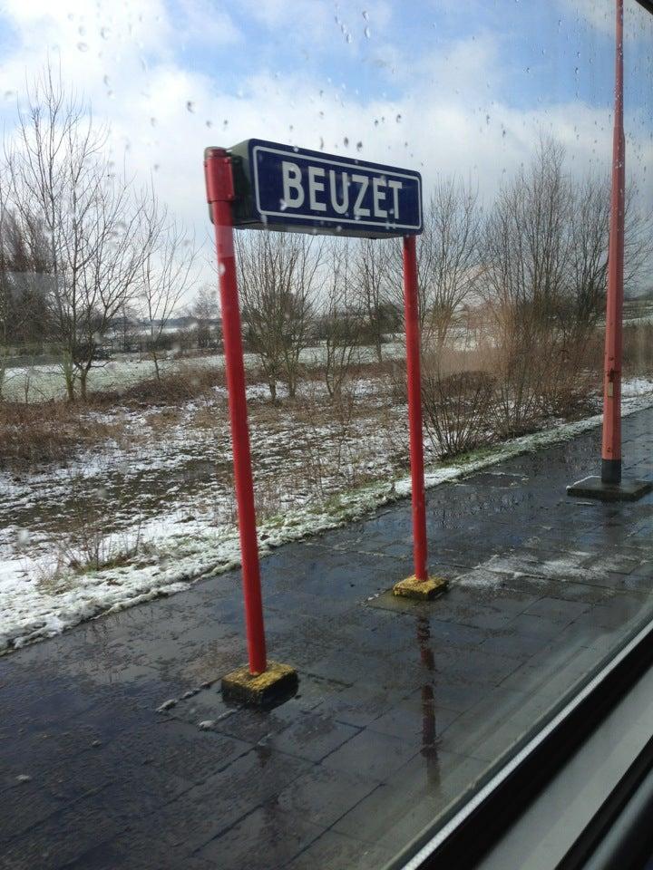 Gare de Beuzet