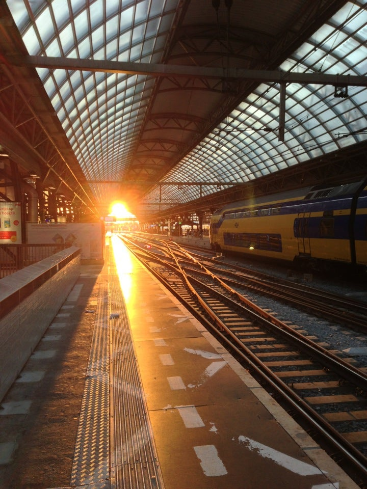 Gare d'Amsterdam-Centraal Station