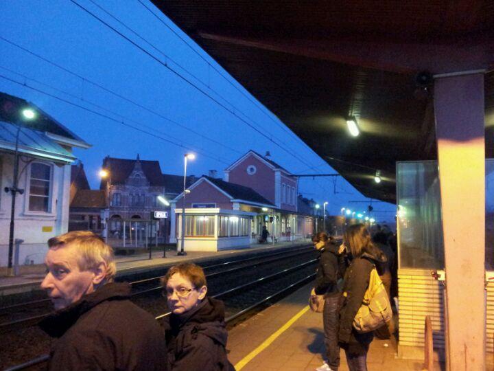 Gare d'Opwijk