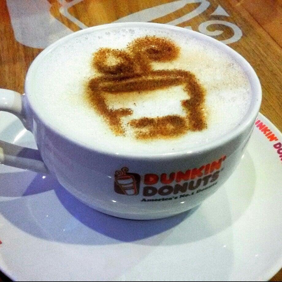 相片 - 位於Tangerang Kota的Dunkin'Donuts | Bakery & Cake - 雅加達