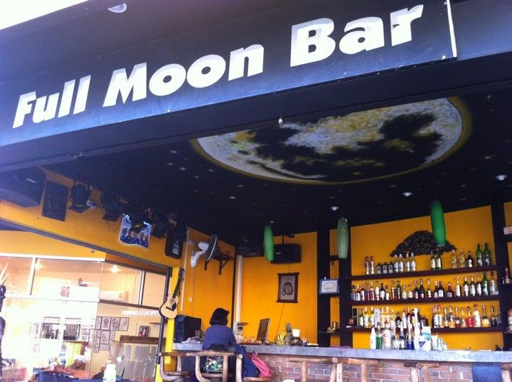 Full Moon Bar