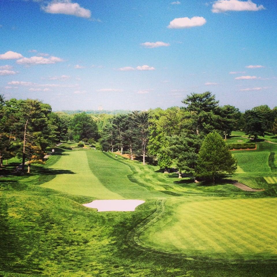 Washington Golf & Country Club, Washington Course