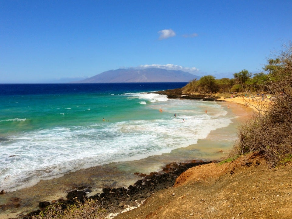 Photo of Little Beach (Makena State Park)