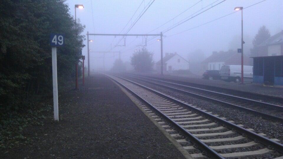 Gare de Ligny