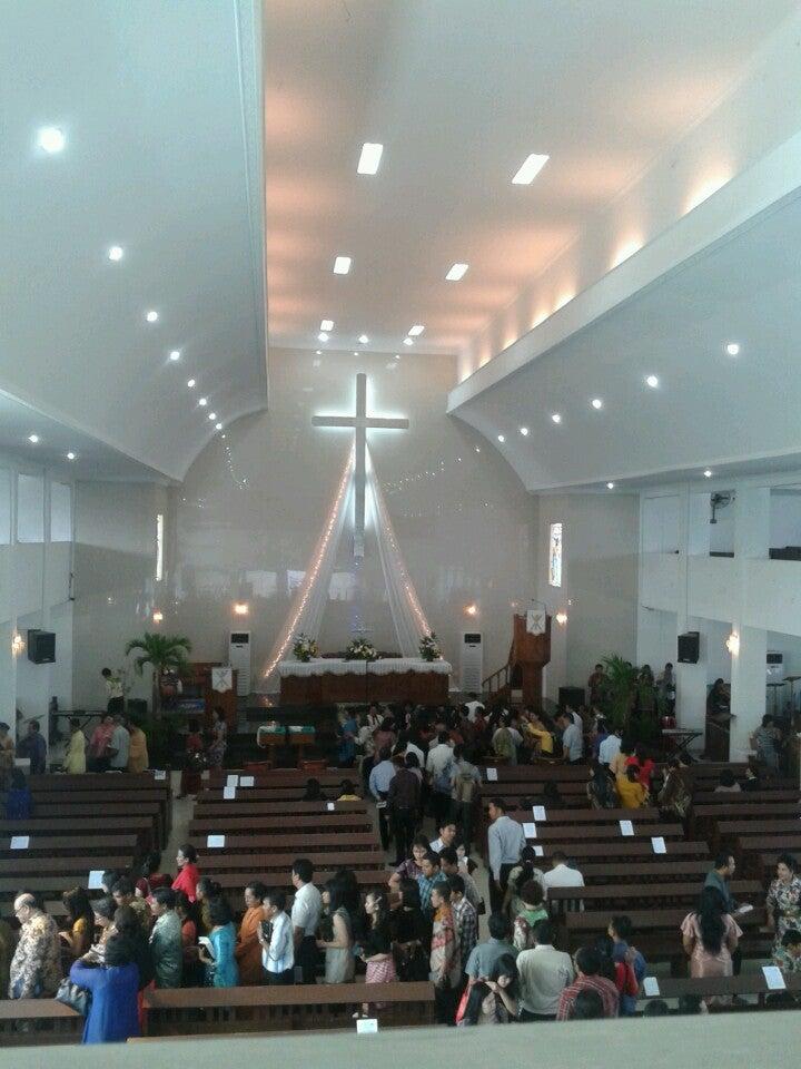 Gereja Hkbp Kota Pekanbaru