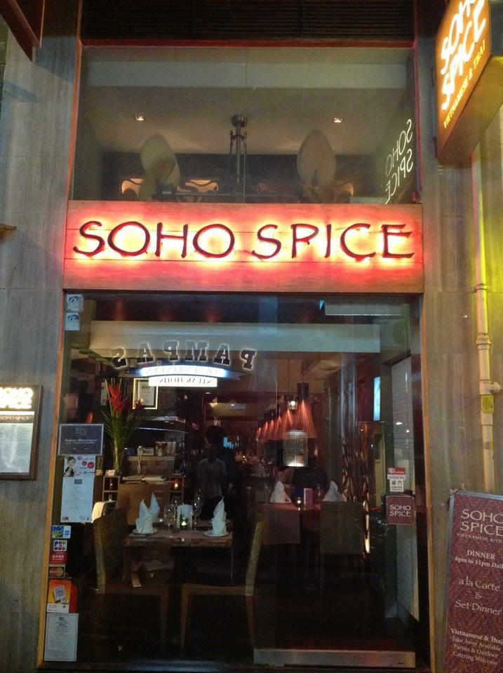 Soho Spice