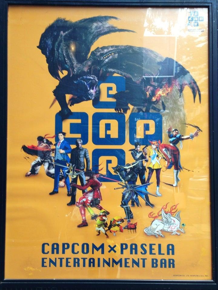 Capcom Bar (カプコンバー)