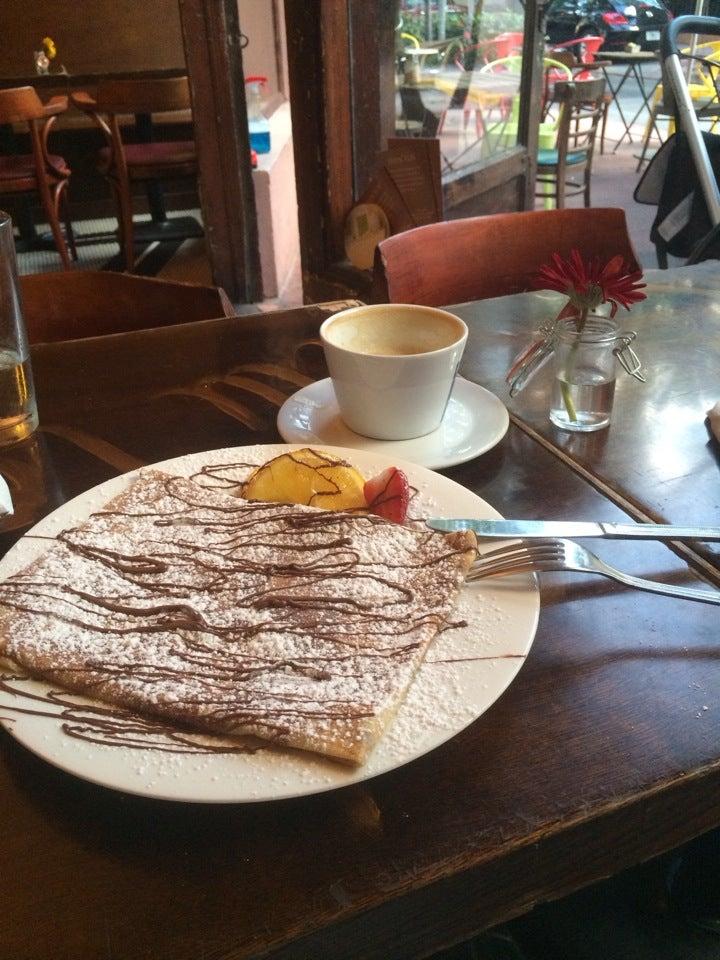 Photo of A La Folie Cafe Francais
