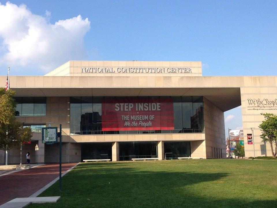 Photo of National Constitution Center
