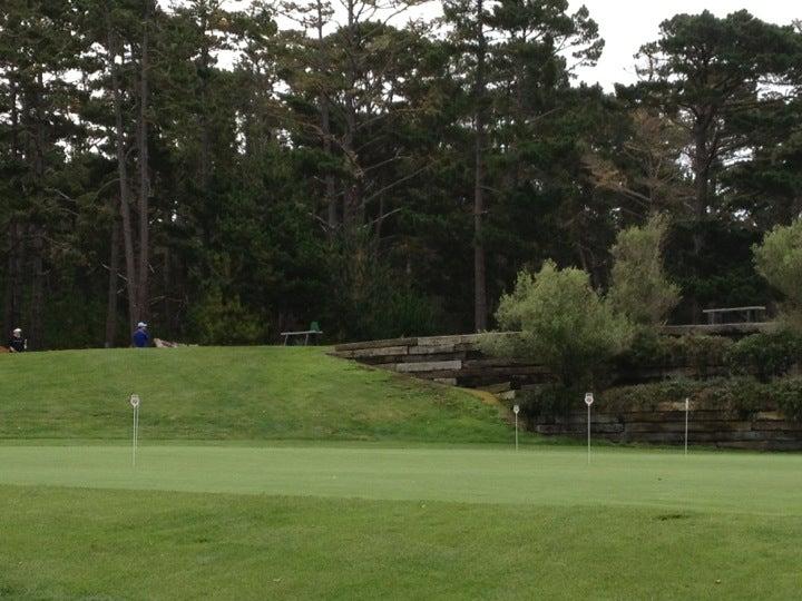 Poppy Hills Golf Course, Pebble Beach