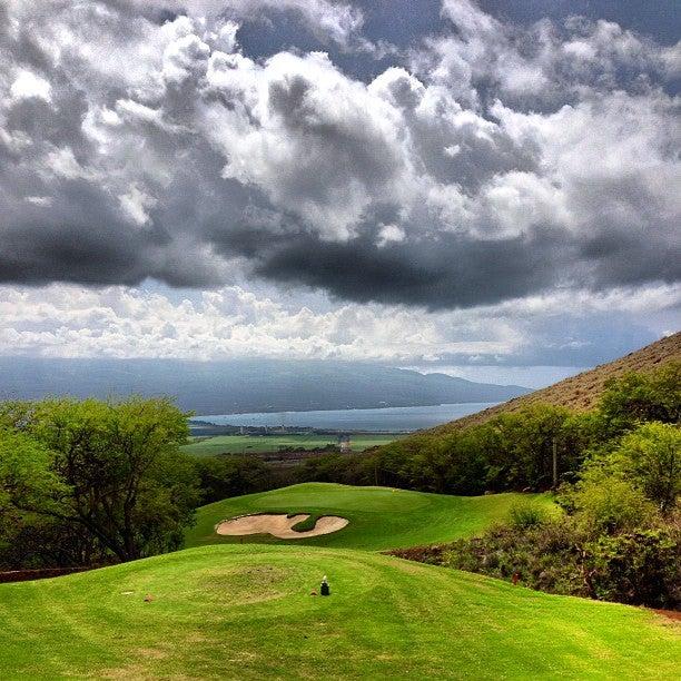 Kahili Golf Course, Kahili Course