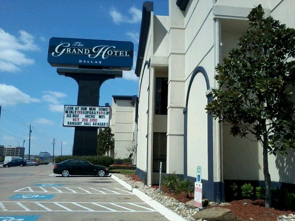 отель The Grand Hotel в Далласе