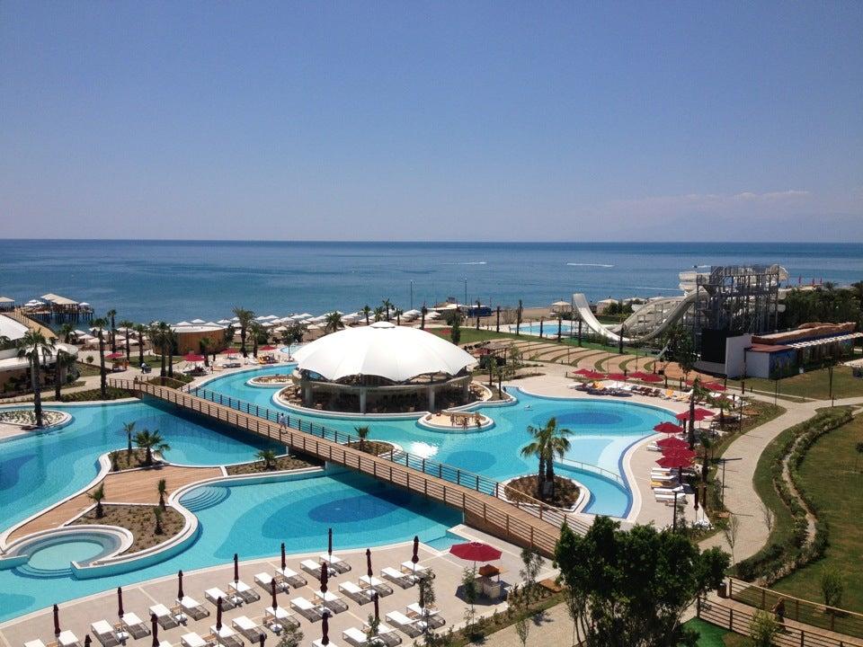 Отель Kaya Palazzo Resort 5*  от 100600 рублей