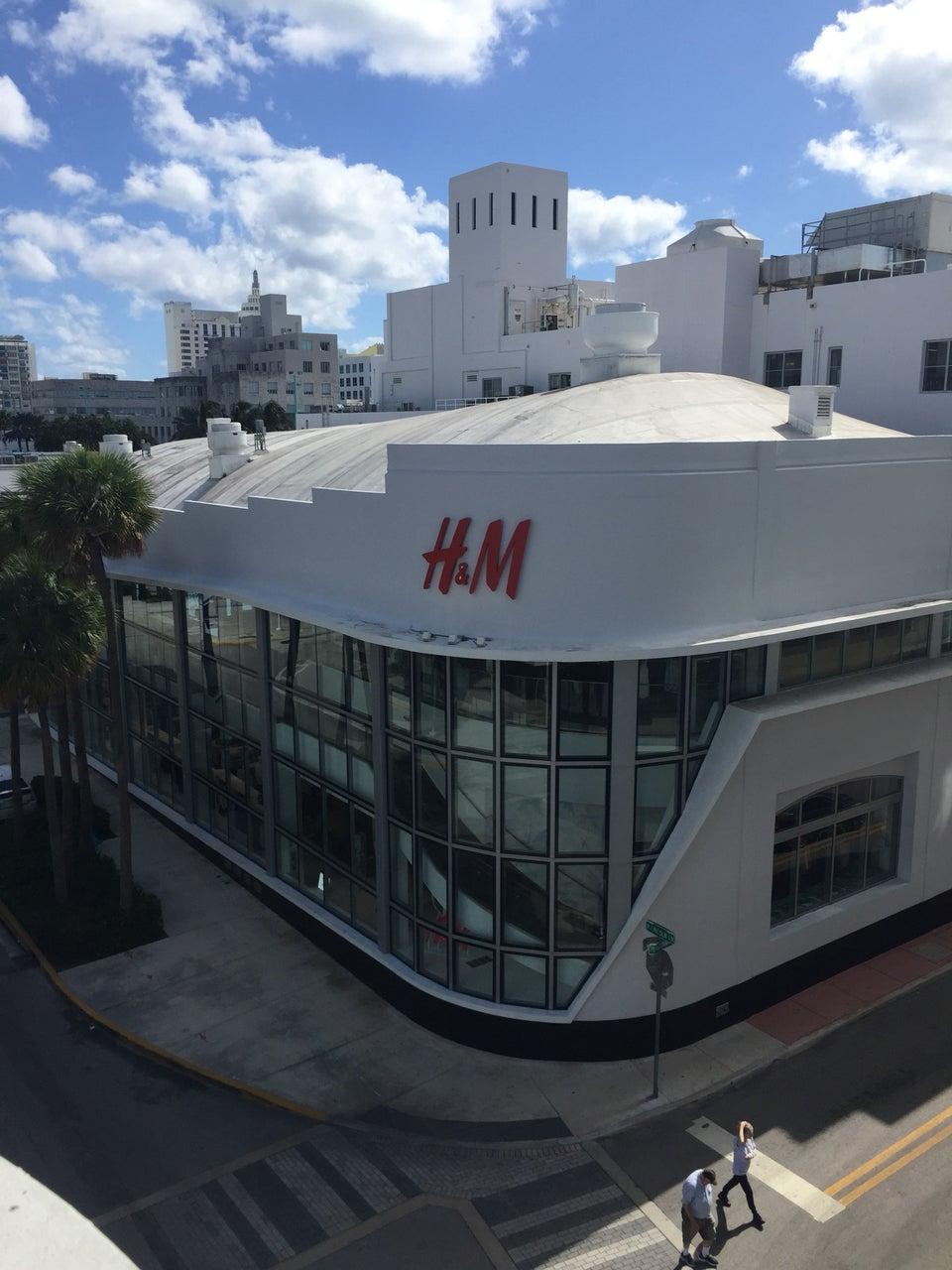 Photo of H&M