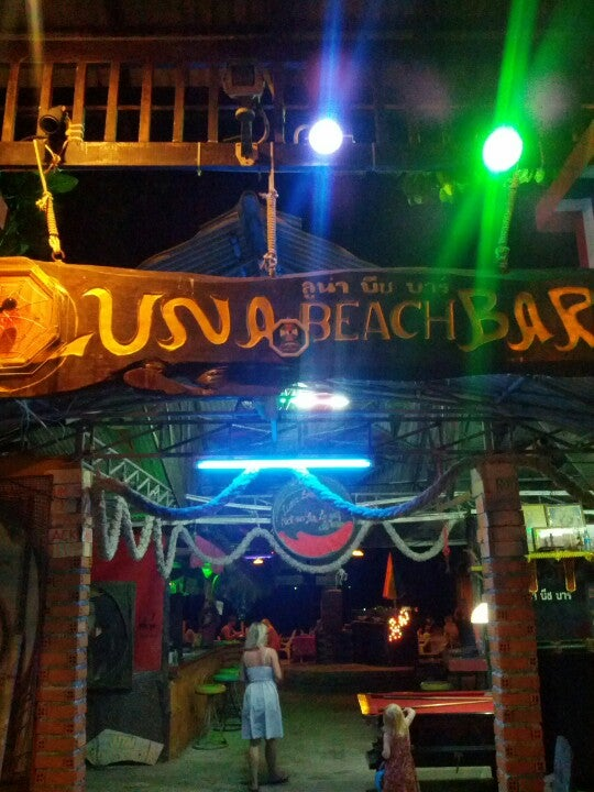 Luna Beach Bar