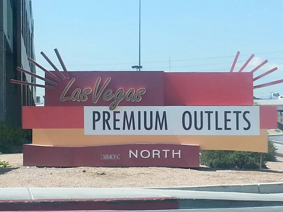 Las Vegas Premium Outlets - North