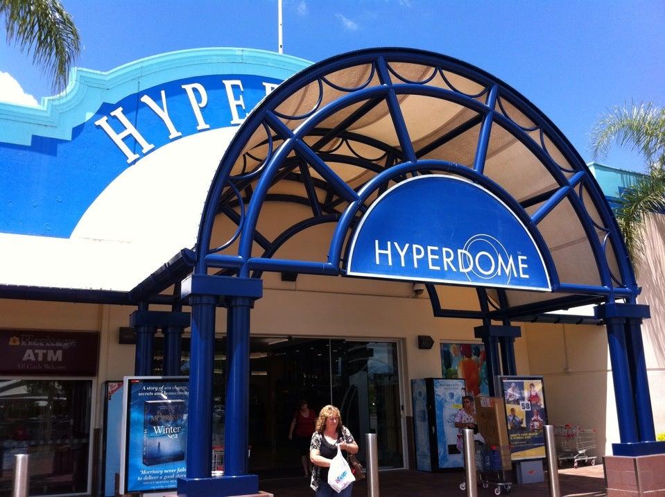 Logan Hyperdome