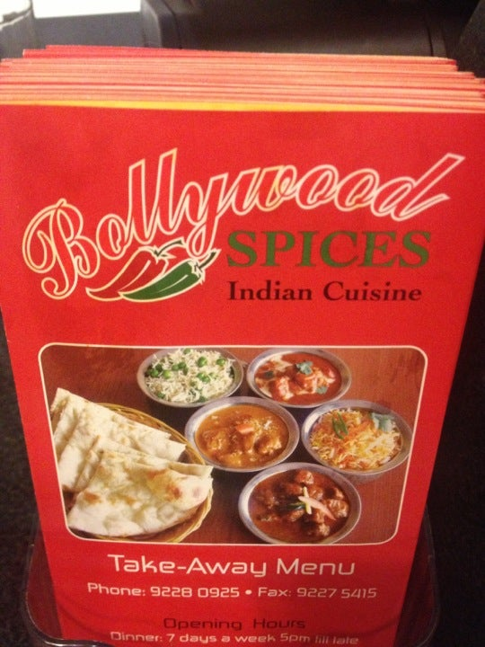 Bollywood Spices Indian Cuisine