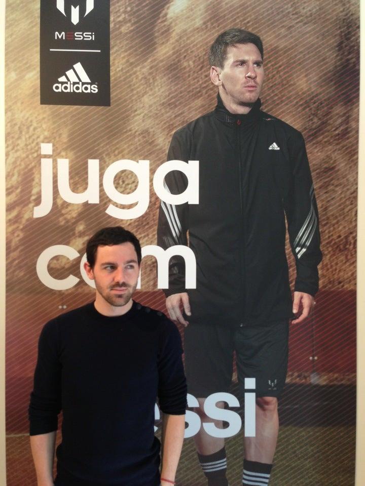 Museo Adidas   Messi  3eb3624de3a86