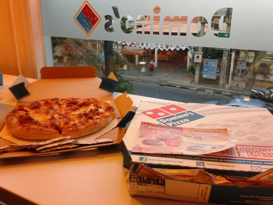 Domino S Pizza In Kuta Bali Openrice Indonesia