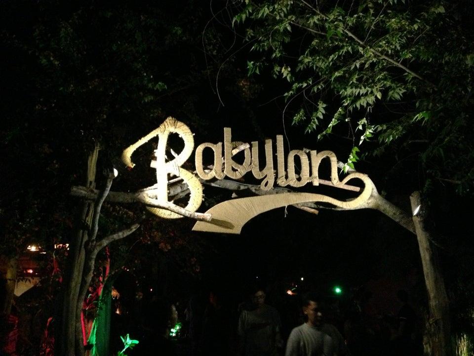 Babylon Mat Lounge & Bbq