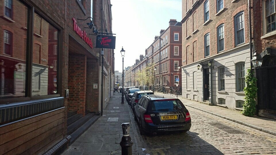 Photo of Point A Hotel London Liverpool Street