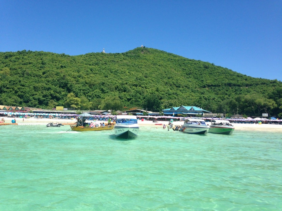 Koh Larn Coral Island Trip From Pattaya Including Seafood Lunch
