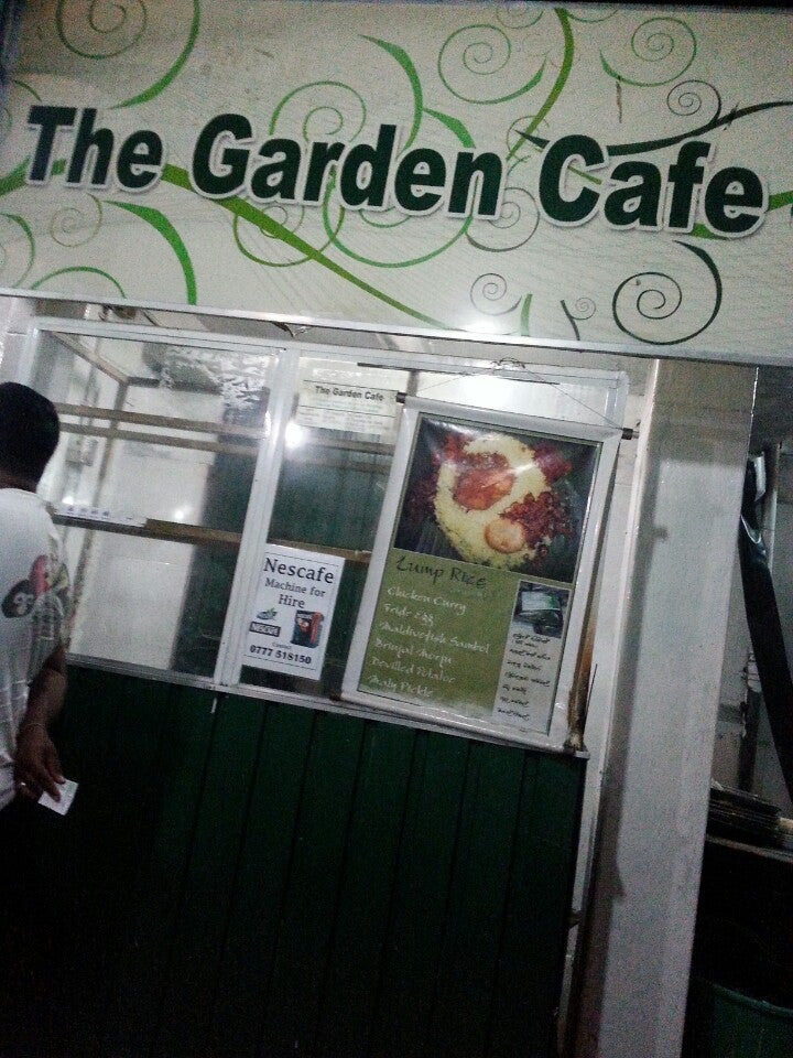 The Kandy Garden Cafe