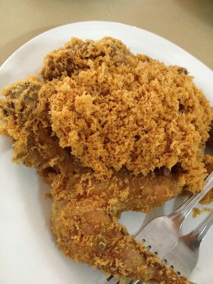 Ayam Goreng Nyonya Suharti