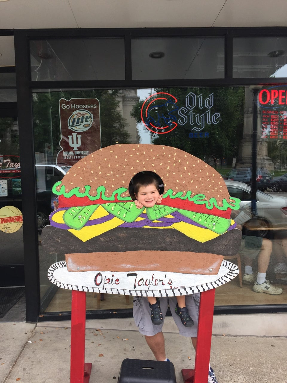 Photo of Opie Taylor's