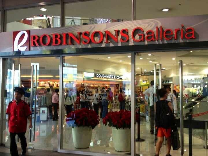 Robinsons Galleria Mall
