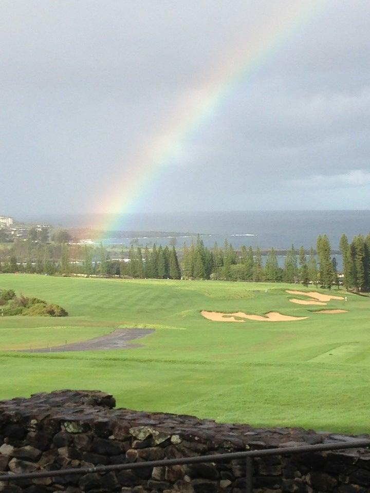 Kapalua Golf Club, Bay Course