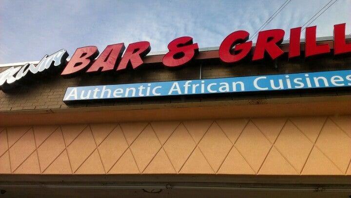 Trinity African Bar & Grill