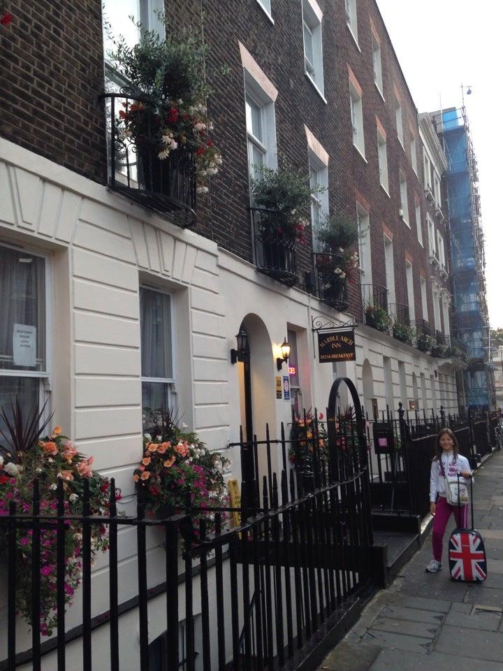 Photo of Marble Arch Inn