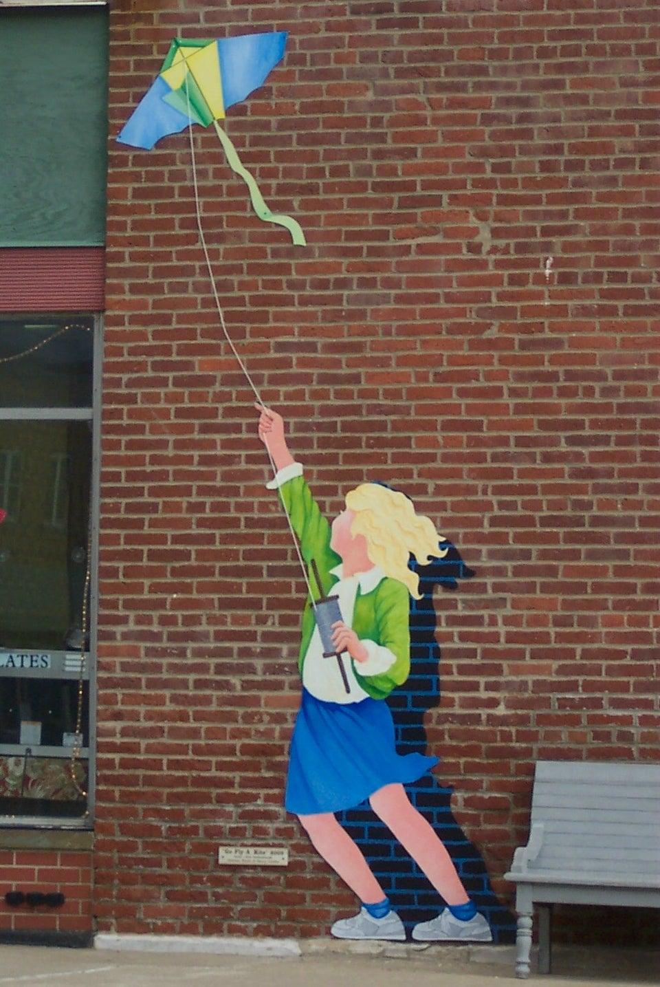 Go Fly A Kite, Literally