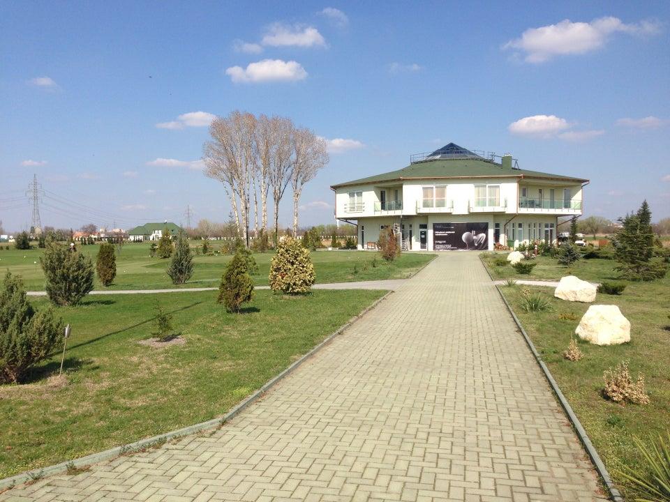 Budapest St. Lorinc Golf Club