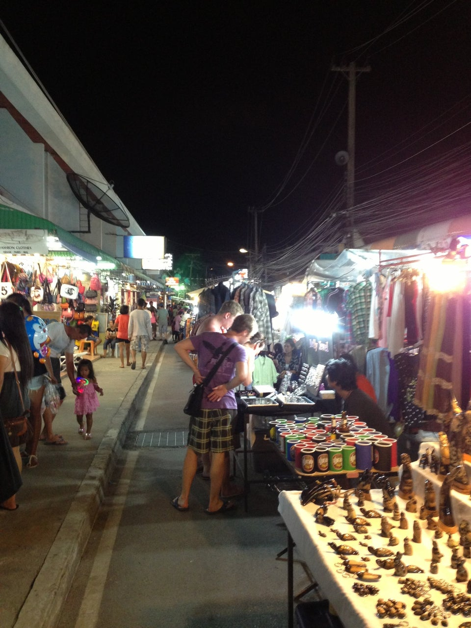 Lamai Night Plaza