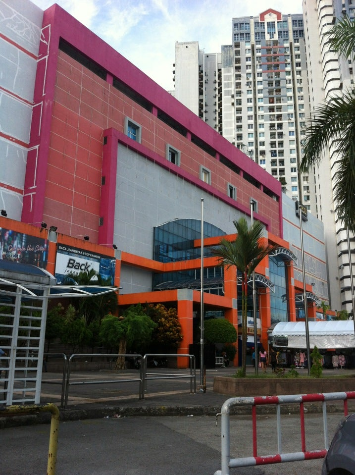Bukit Jambul Complex