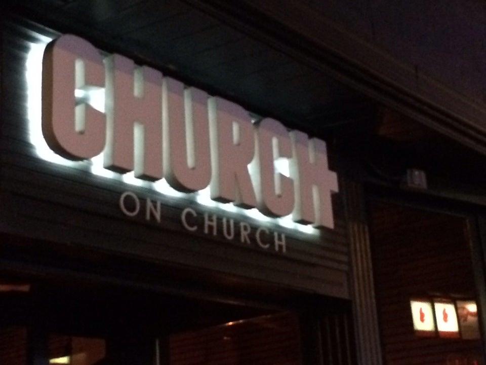 Photo of Church on Church