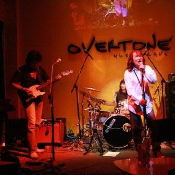 Overtone Music Cave
