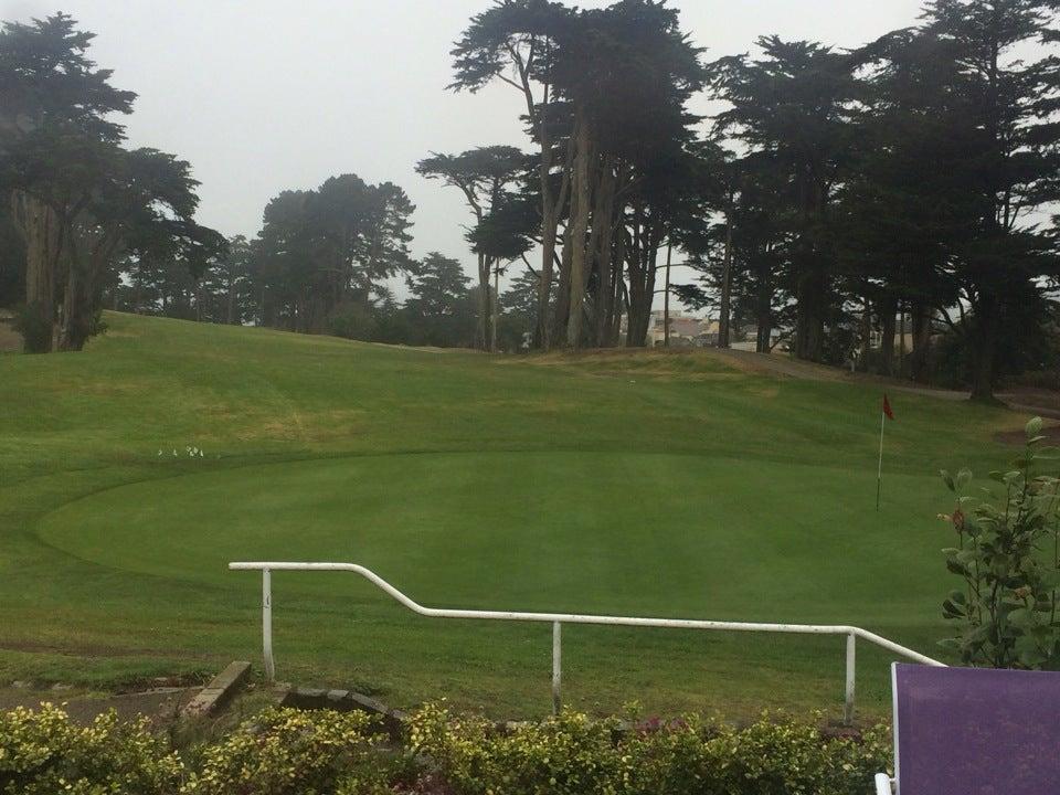 Lincoln Park Golf Course, Lincoln Park Course