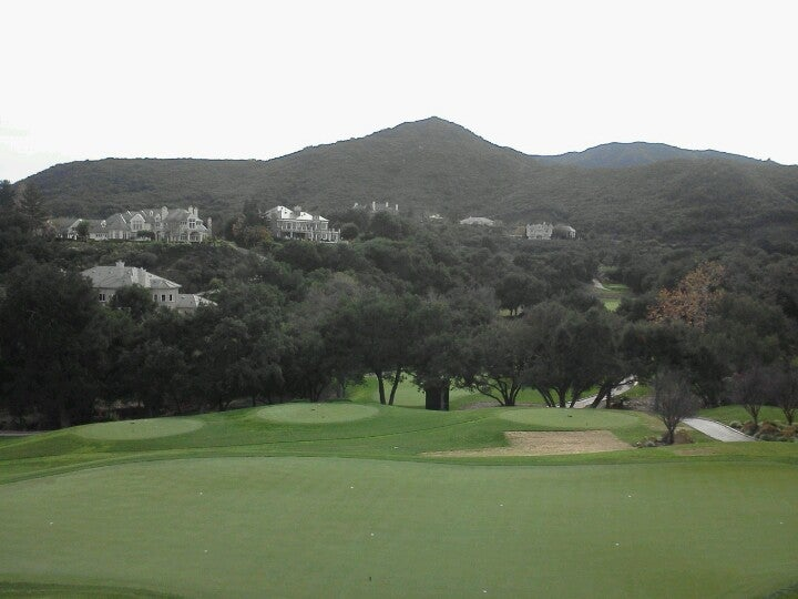 Sherwood Lake Club, Sherwood Course