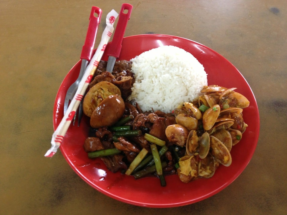 Dunman Road Food Centre