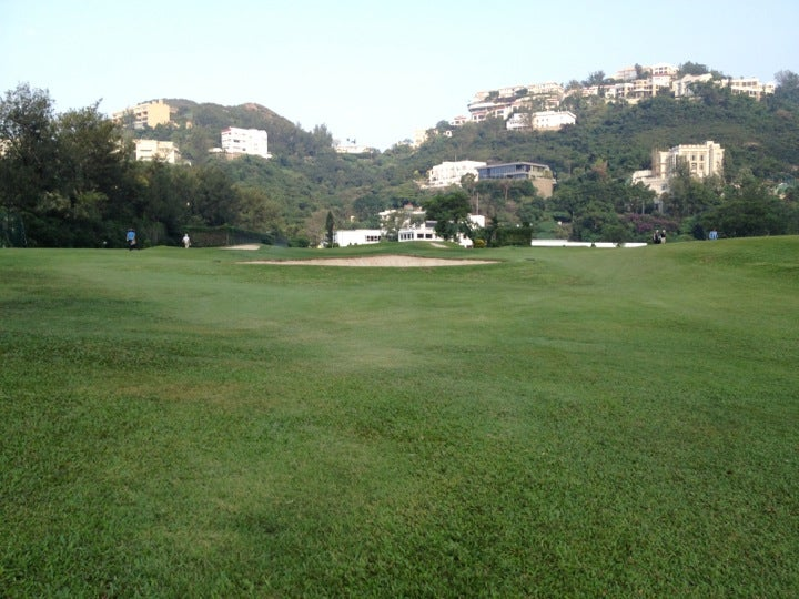 The Hong Kong Golf Club -deepwater Bay Golf Club